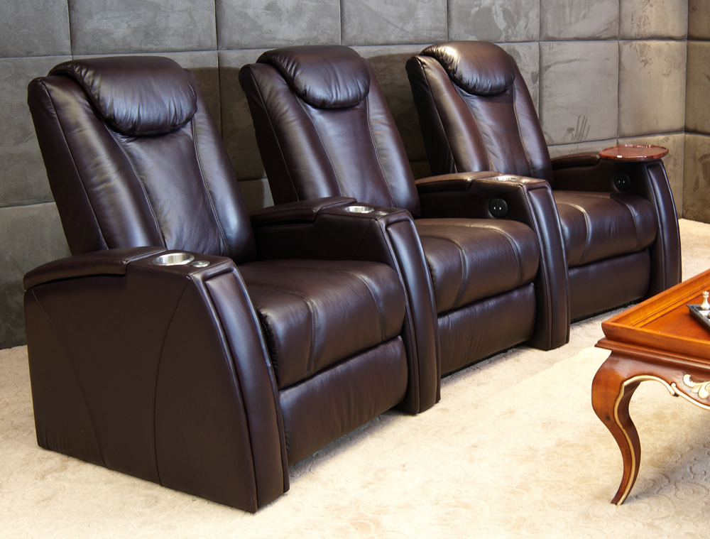 Frontstage Home Theater Seating