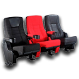 Quick Ship Movie Theater Seats