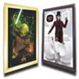 Movie Poster Frames, Cases