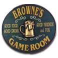 Game Room Signs & Wall Art