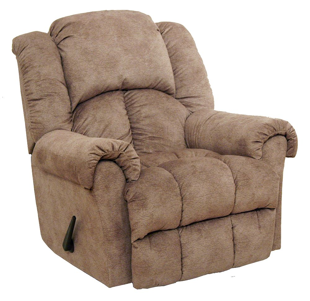 Showdown Catnapper Chaise Swivel Glider Recliner