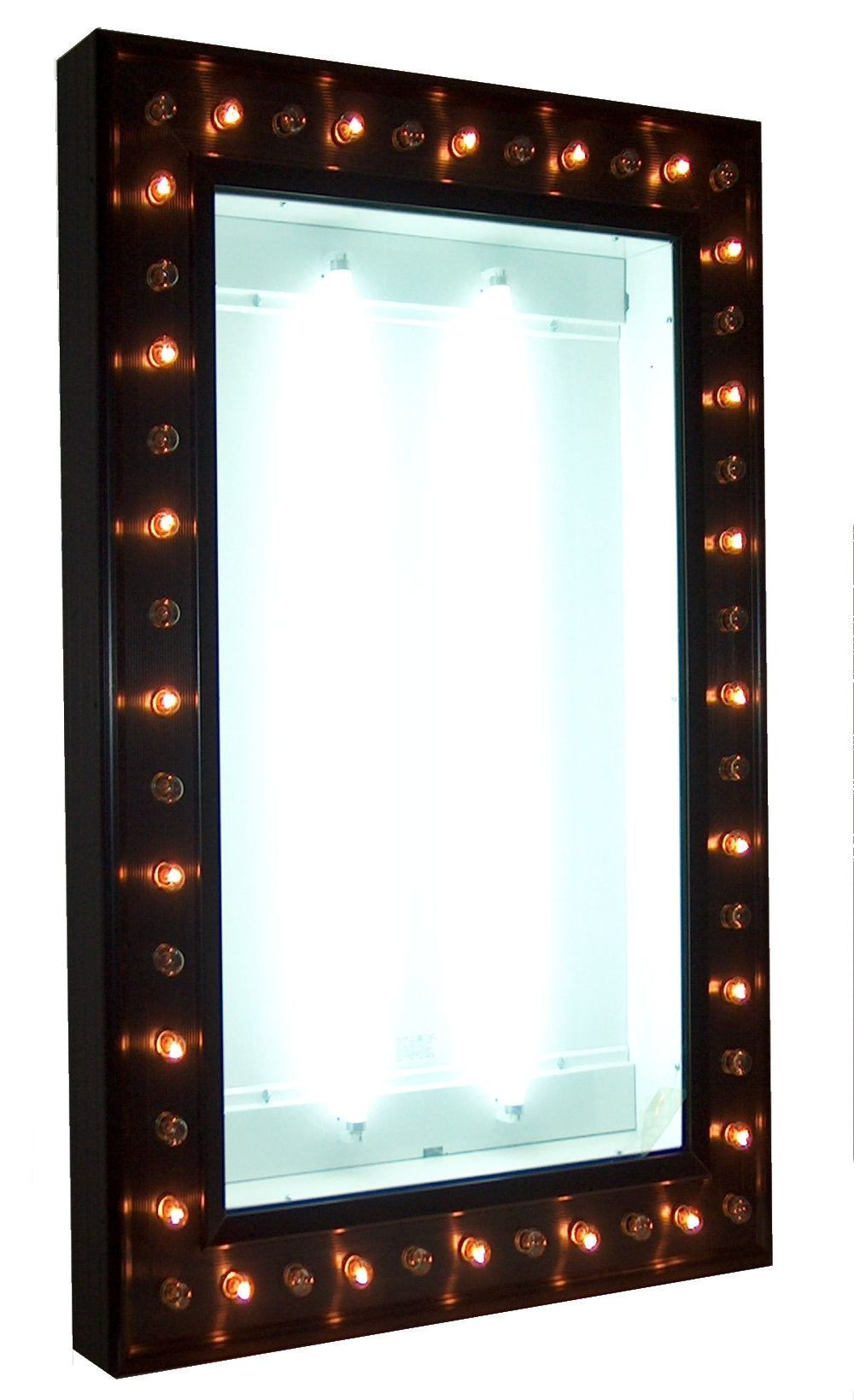 NEW! Illuminated Marquee Poster Case with Chase Lights ...