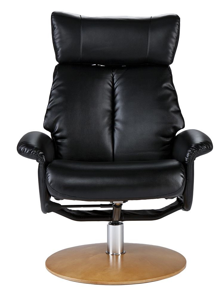 Holly Amp Martin Bennett Euro Style Recliner And Ottoman In