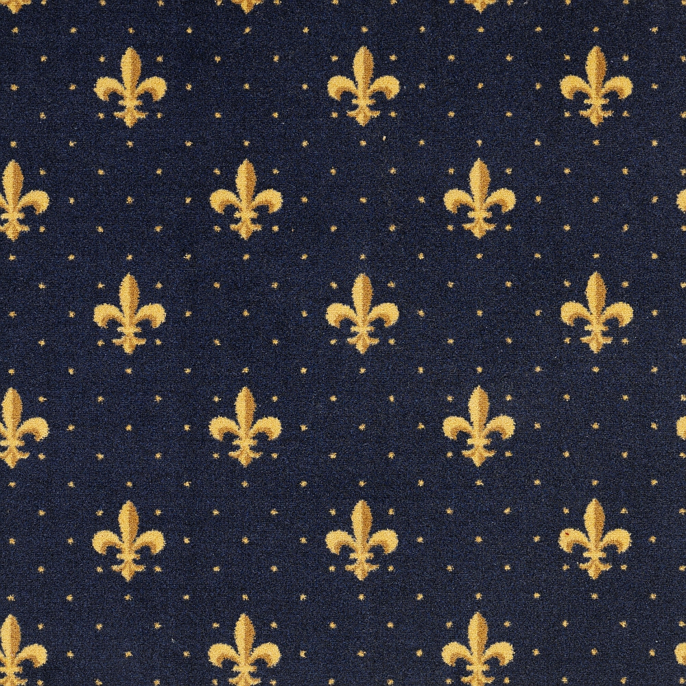 Fleur De Lis Theater Carpet Stargate Cinema