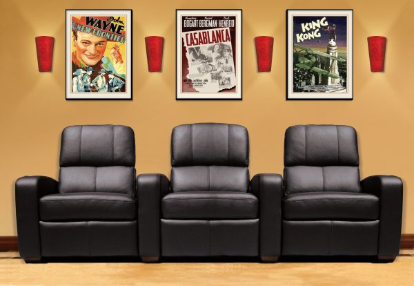 Strange Bello Home Theater Seating Black Stargate Cinema Caraccident5 Cool Chair Designs And Ideas Caraccident5Info