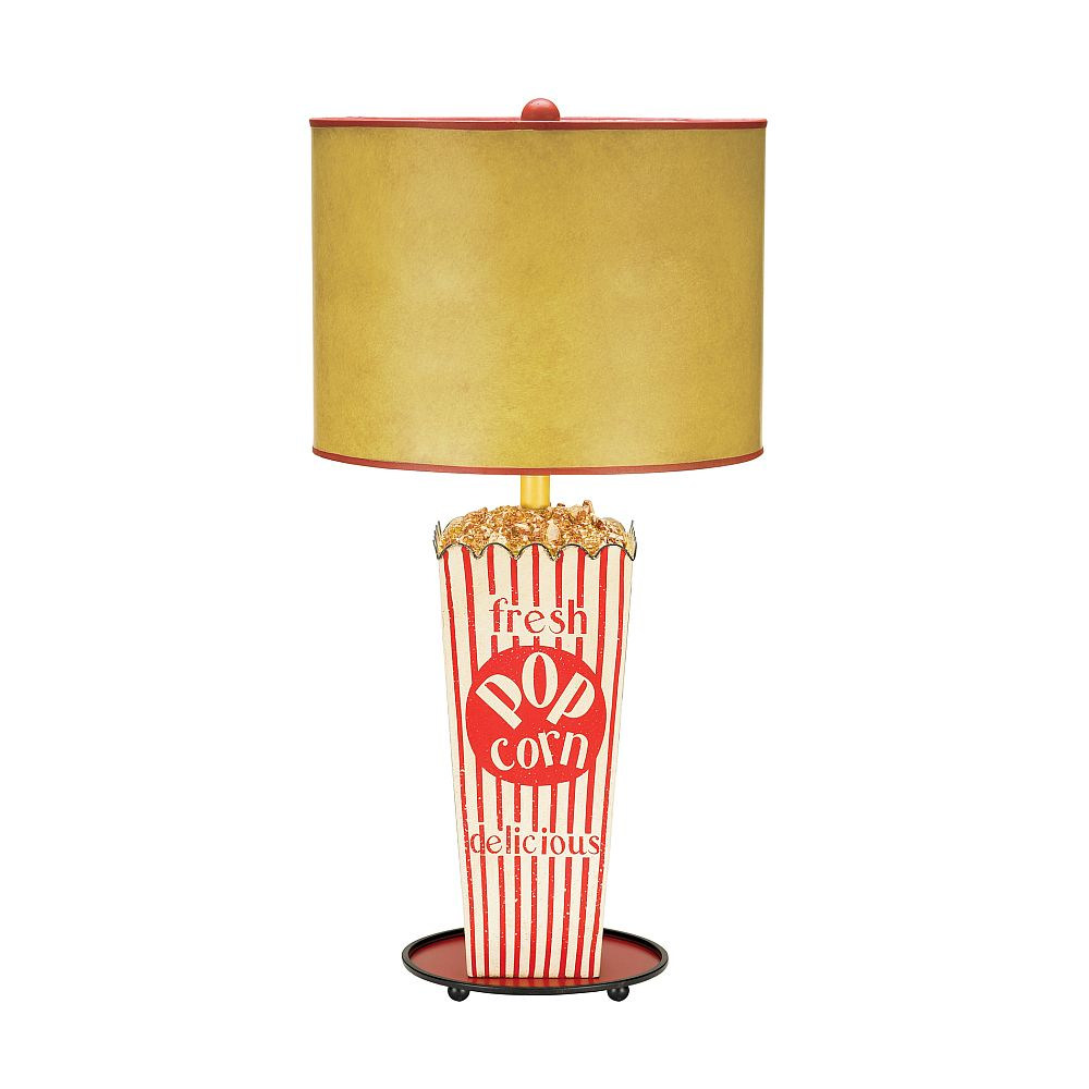 Movie popcorn snack table lamp stargate cinema movie popcorn snack table lamp aloadofball Images