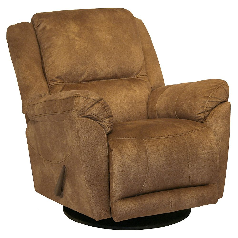 Maverick Catnapper Chaise Swivel Glider Recliner