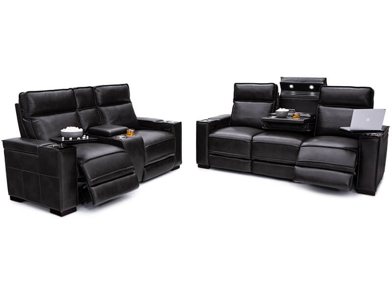 Home Theater Seating :: Multimedia Sofas & Sectionals :: Seatcraft...