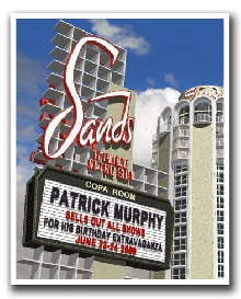 The Sands Marquee Personalized Day Print!