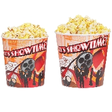 Showtime Popcorn Cups 44 0z (600 Count)