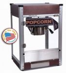Cineplex Copper 4 oz Popcorn Machine