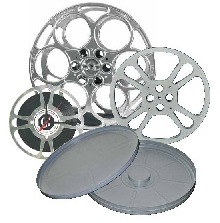 Holiday Reel Gift Package