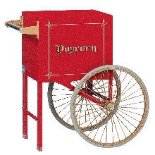 Cart for 6 oz Antique Deluxe Sixty Popcorn Machine
