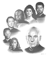 Star Trek with Captain Picard