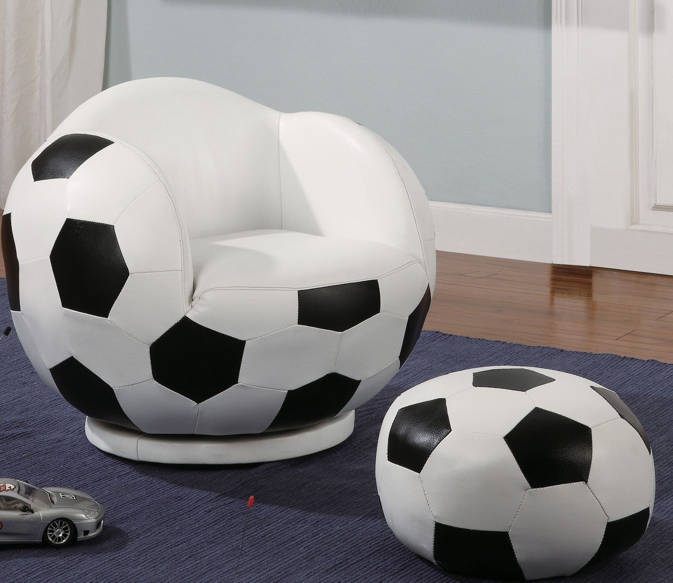 Small Soccer Kids Chair
