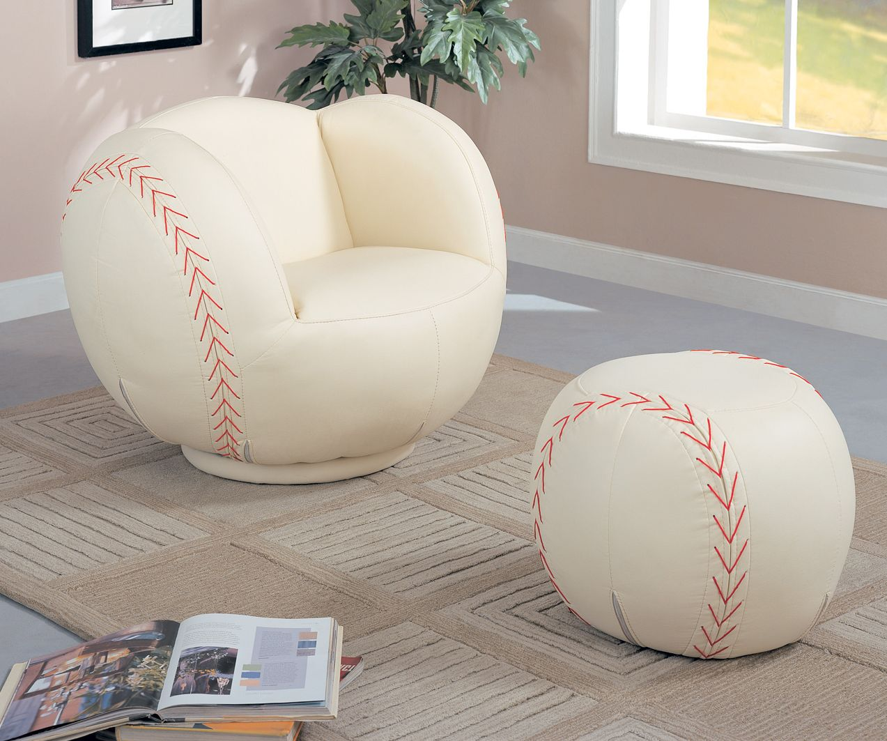 Gentil Kids Baseball Chair