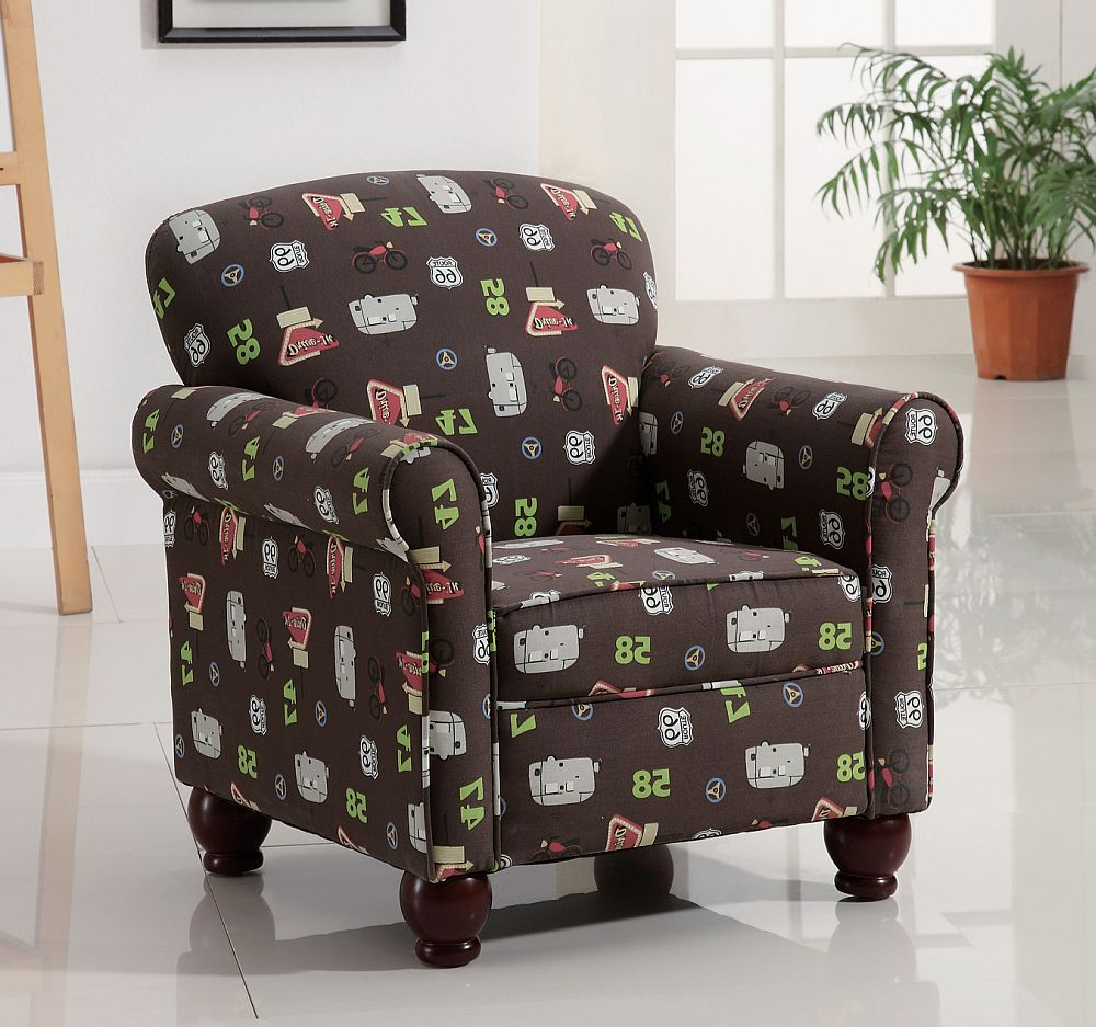 Kids Plush Youth Chair