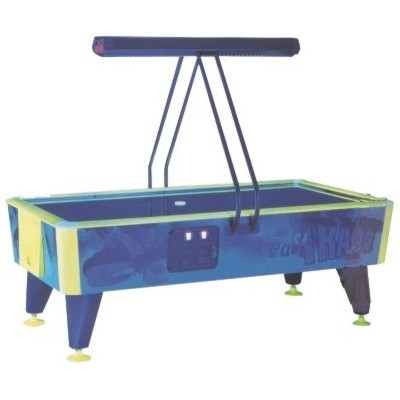 Cosmic 7' Air Hockey with Overhead Scoreboard