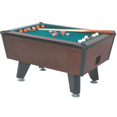 Home Model Valley Cat Bumper Slate Pool Table