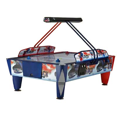 Fast Track Air Hockey 4 Player with Polycarbonate Top