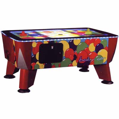 Baby Air Hockey Table