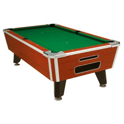 Valley Tiger 8' Home Non-Coin Pool Table