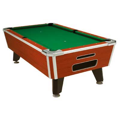Valley Tiger 6 1/2' Cherry Home Pool Table