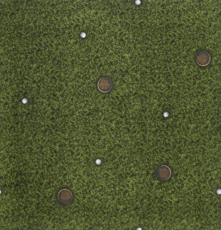Back Nine Golf Carpet