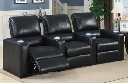 Seatcraft Barcelona Home Theater Seating