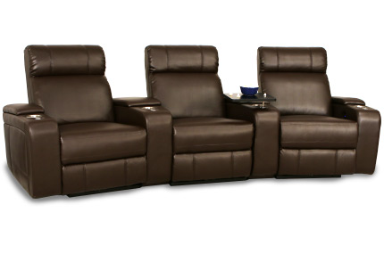 Seatcraft Baron Home Theater Seating