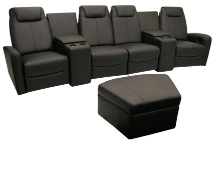 Seatcraft Bella Theater Sectional