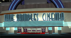 """City Cinema"" Custom Intro DVD"