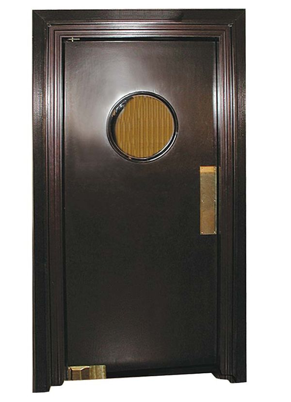 Custom Usher Theater Door