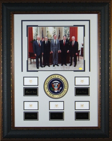 Historic - Five Presidents