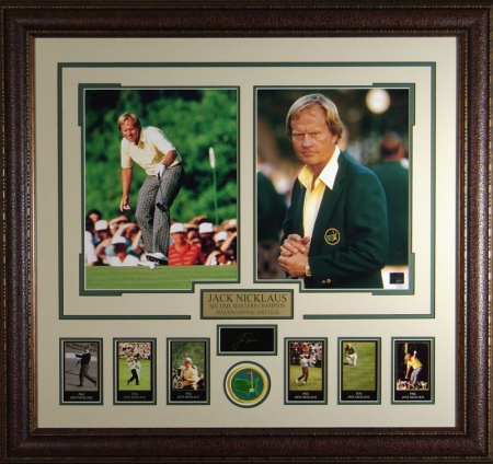 Golf - Jack Nicklaus