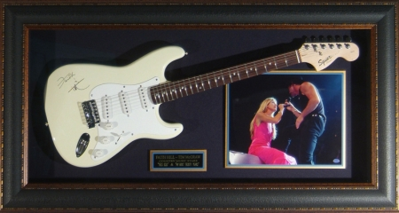 Guitar Display - Faith Hill and Tim Mcgraw