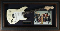 Guitar Display - Aerosmith