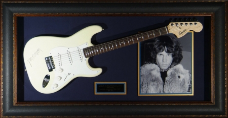 Guitar Display - Jim Morrison