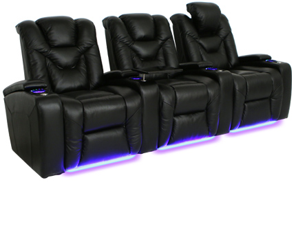 Seatcraft Element Home Theater Seating