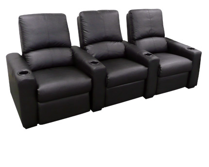 Seatcraft Eros Home Theater Seating