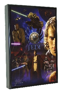 NEW! Illuminated Poster Case