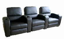 Arena Home Theater Seats Black