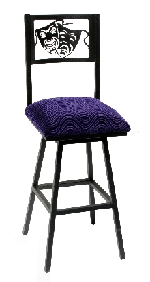 Mask Theater Pub Chair