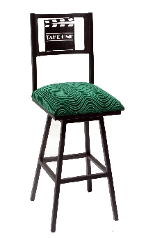 Clapboard Take One Theater Pub Chair