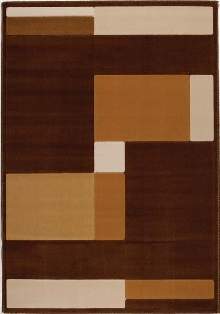 Loft Area Rug with Brown Tones