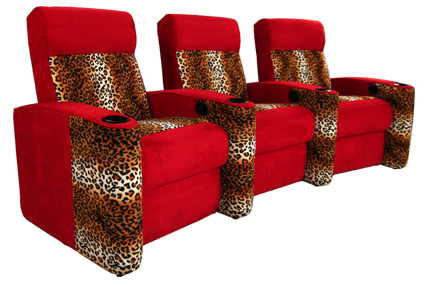 Seatcraft Lounge Lizard Home Theater Seating