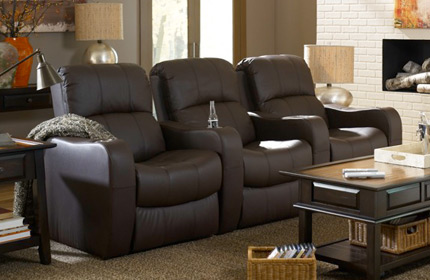 Seatcraft Newport Home Theater Seating