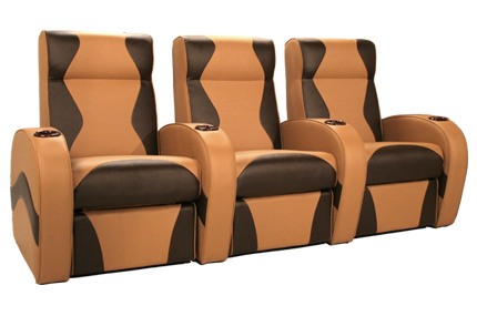 Seatcraft Odessa Home Theater Seating