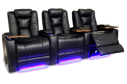 Seatcraft Olympus Home Theater Seating