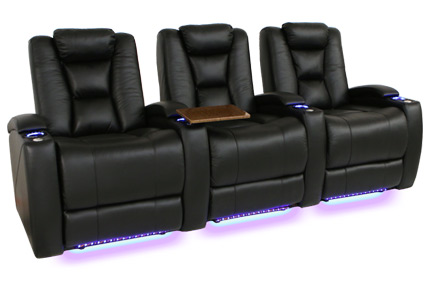 Seatcraft Phantom Home Theater Seating